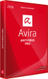 Avira Antivirus Pro product box shot
