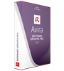 Avira Software Updater Pro product box shot