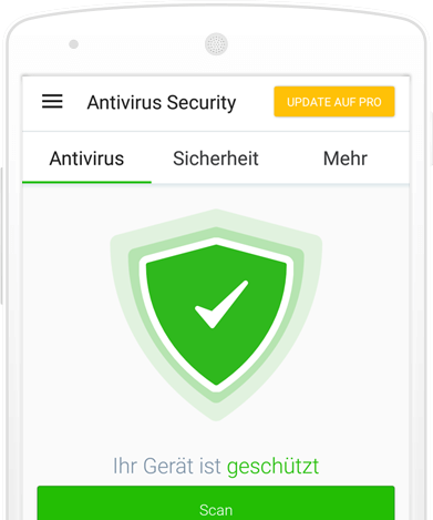 Avira Antivirus Security für Android