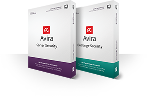 Avira Server Security & Avira Exchange Security